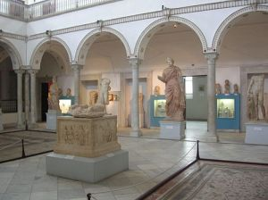 The Bardo Museum in Tunis, site of yesterday's terrorist attack