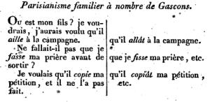 parisianismes-imparfait-subjonctif