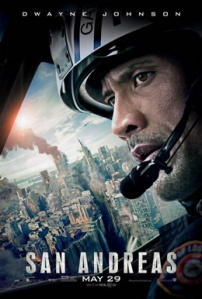 "Advertising poster for the movie ""San Andreas.""  Source: https://en.wikipedia.org/wiki/File:San_Andreas_poster.jpg"