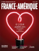 France-Amerique magazine cover