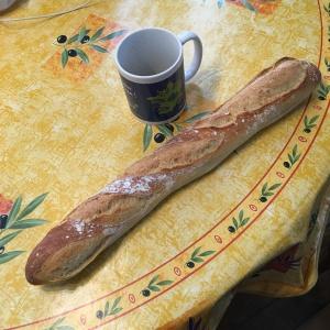 A flûte.  Picture source: me.
