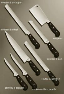 french knife vocabulary 09c37ab6157f4e281abd6477065caf2f