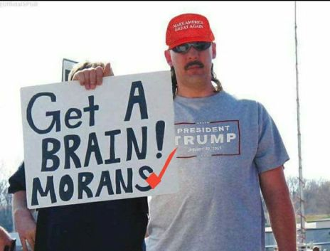 Image result for misspelled trump signs pics