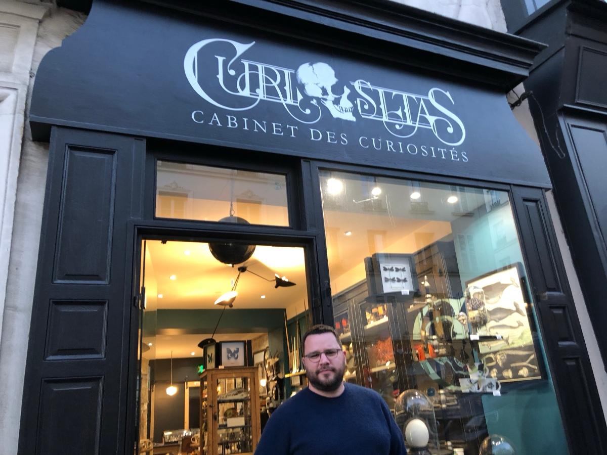 Cabinet of Curiosities: Buying non-touristy stuff inParis