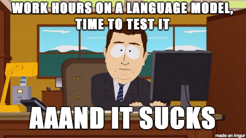 What computational linguists actually do all day: The lexical frequencyversion