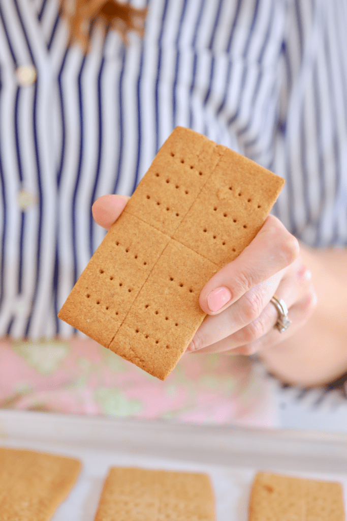 American culture: Graham crackers and auto insurance